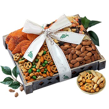 Gourmet-Crunch-Mixed-Nuts-Tray