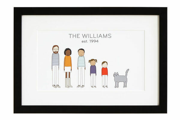 Personalized-Family-Print