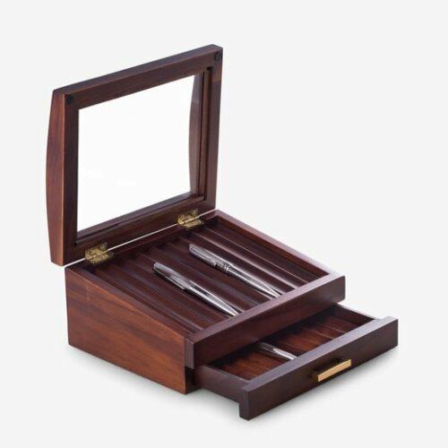 Wooden-Pen-Box